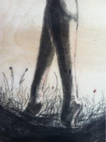 leg sketch