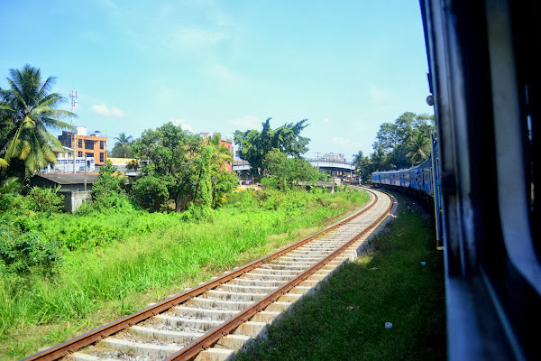 Железная дорога, Шри Ланка
