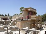 Knossos-Palast: ein Muss für jeden Fan der altgriechischen Geschichte / Кносский дворец: обязателен для посещения каждому, увлекающемуся древнегреческой историей