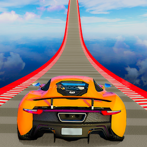 Impossible Mega Ramp car Stunts Race For PC / Windows 7/8/10 / Mac – Free Download