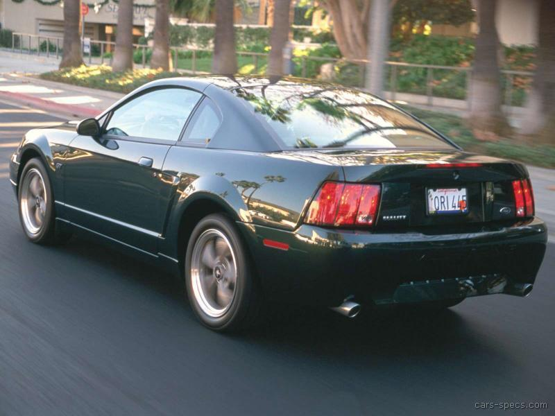 2001 ford mustang bullitt specifications pictures prices. Black Bedroom Furniture Sets. Home Design Ideas