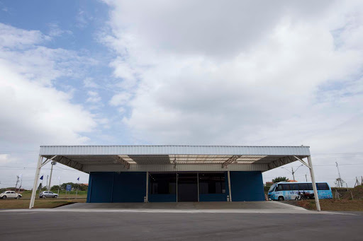 Virapark Estacionamento Azul Viracopos, R. Pedro Paulo Colombari, 2216 - Jardim Santa Maria II, Campinas - SP, 13053-701, Brasil, Estacionamento_com_garagem, estado Sao Paulo