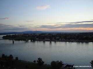 Most graniczny Węgry-Słowacja