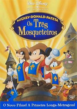 Baixar Filme Mickey, Donald, Pateta - Os Três Mosqueteiros DVD-R