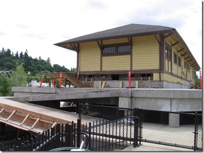 IMG_2930 Oregon City Amtrak Station on May 29, 2010