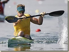 Kayaker Ken Wallace