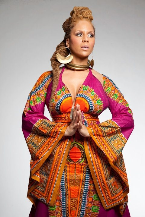 Traditional african dresses