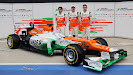 Reveal Force India VJM05 Hulkenberg & di Resta