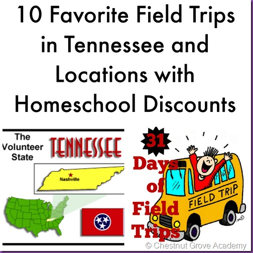 Field Trips Tennessee