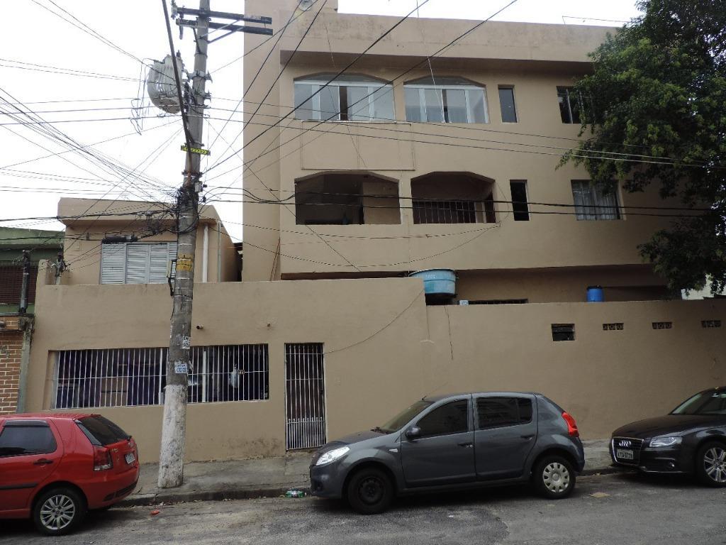 Apartamento residencial à venda, Jardim Santa Elizabeth, Diadema.