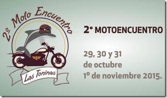 Motoencuentro en Las Toninas