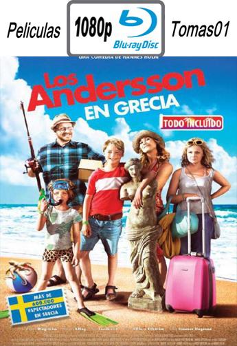 Los Andersson en Grecia (2012) [BDRip m1080p/Dual Castellano-Sueco]