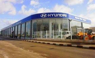 Projet Hyundai à Batna La dernière ligne droite