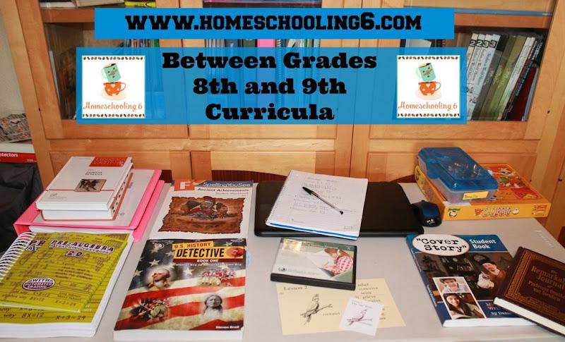 Homeschooling6 Curricula