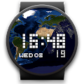 App WorldWatch Watch Face APK for Kindle