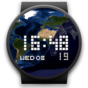 WorldWatch Watch Face Icon