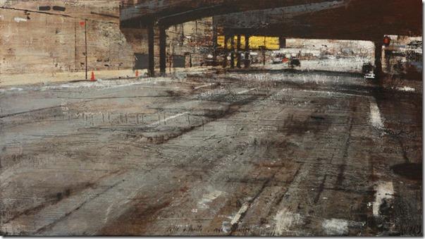 Road & Brige-Alejandro-Quincoces-ENKAUSTIKOS