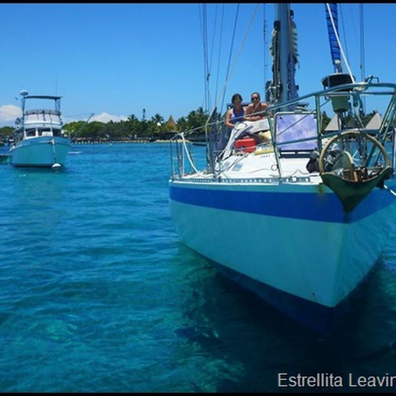 Passage: New Caledonia to Australia