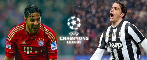 Bayern Munich vs. Juventus en Vivo - Champions League