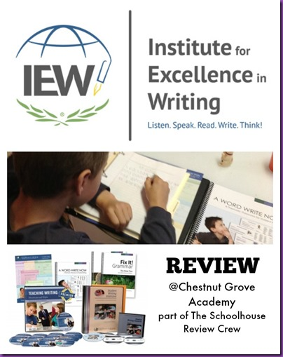 IEW Review