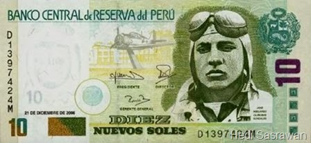 Mata uang Nuevo Sol