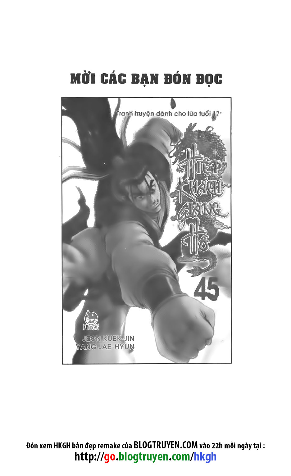 xem truyen moi - Hiệp Khách Giang Hồ Vol44 - Chap 308 - Remake