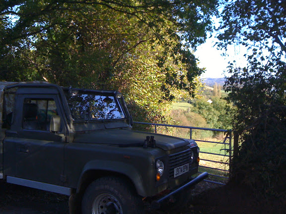 Birdwatching by Landrover