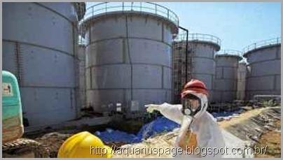 fukushima fim do mundo