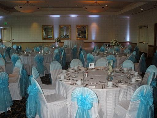 Tiffany Blue Up-Lighting 10 6