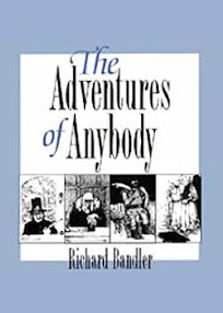 Cover of Richard Bandler's Book The Adventures Of Anybody