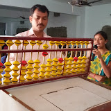 Abacus Workshop at Swarnapuri Branch