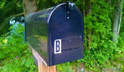 1. mailbox