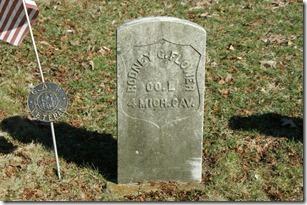 FLOWER_Rodney G_Cressey Praire Home Cemetery