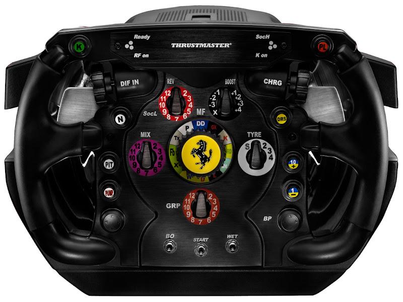 руль Thrustmaster Ferrari F1 Wheel Integral T500