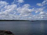 Seenlandschaft in Finnland