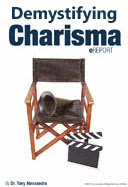 Cover of Swinggcat's Book Demystifying Charisma
