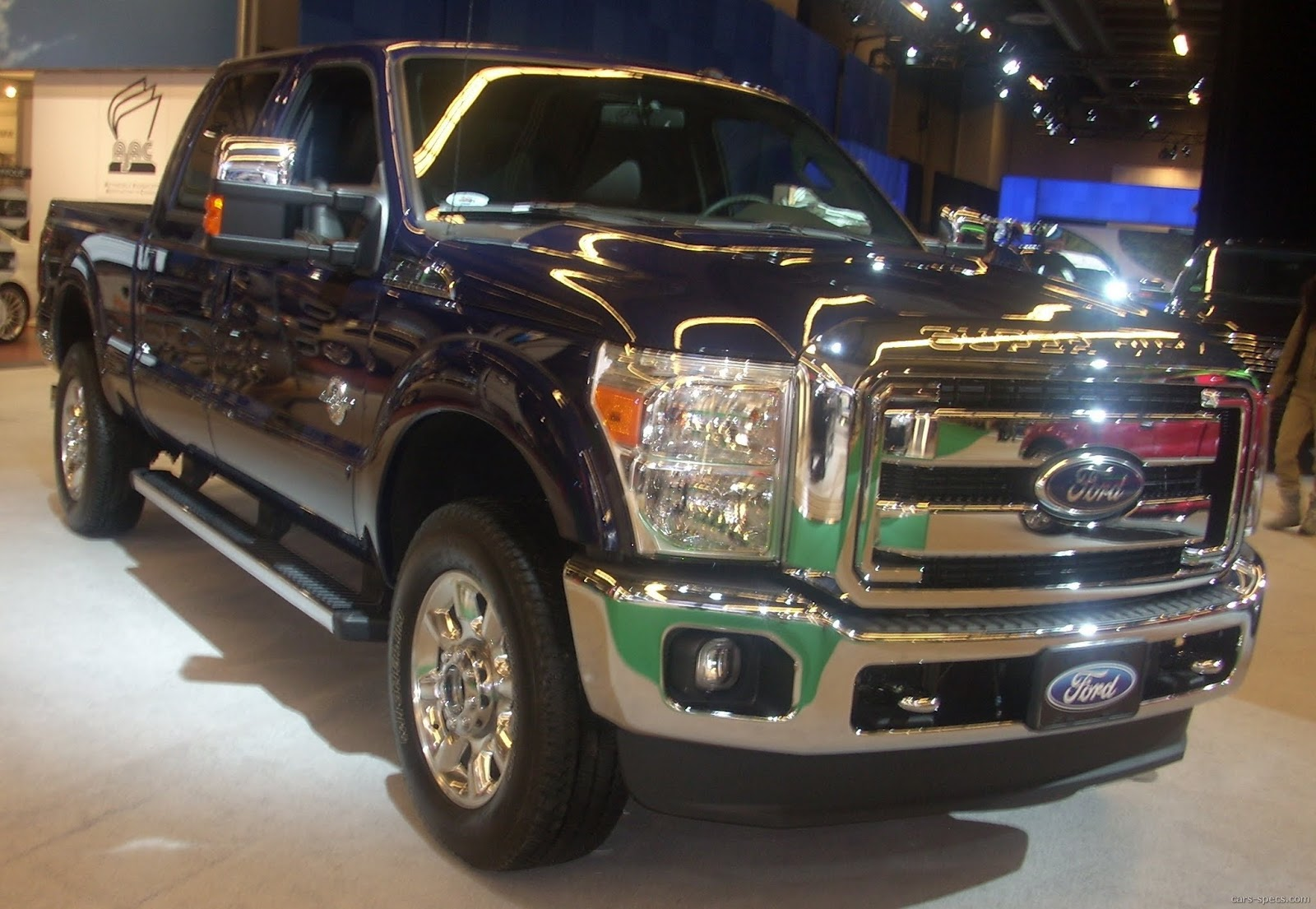 2009 Ford super duty specifications
