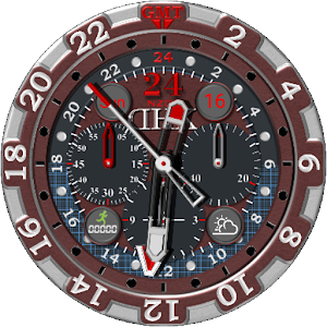 DKH 24H Red for Watchmaker