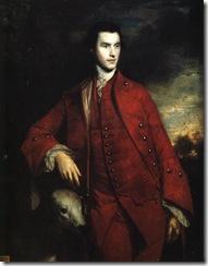 Charles Lennox, 3rd Duke of Richmond (1758), Sir Joshia Reynolds.