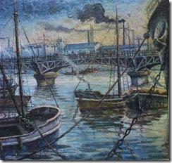 german-armando-leonetti-barcas-en-el-riachuelo-pintores-latinoamericanos-juan-carlos-boveri