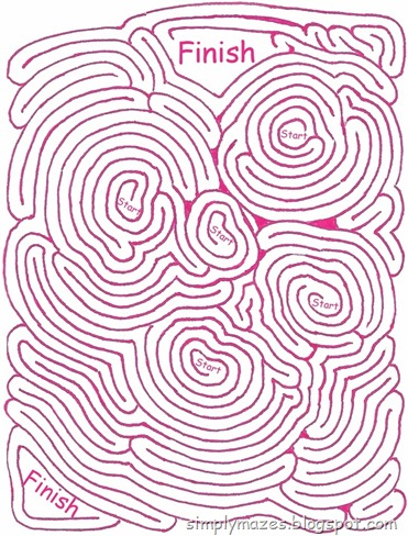 Maze Number 59: Pod People