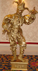 Gold Jester ( Italian or  Olde English)