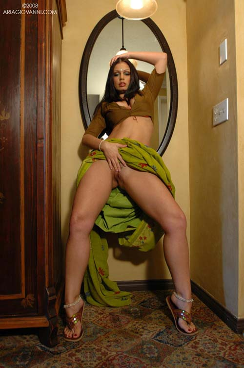 Indian women naked in sari galleries 27