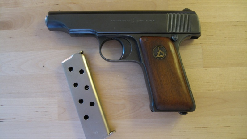 What cool/unusual guns do you have/had? - General Handgun Discussion