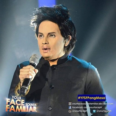 YFSF - Denise Laurel as Jed Madela
