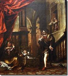 Sala VIII-03-El Milagro de las Abejas-Valdés Leal, 1673- Palacio Arzobispal.
