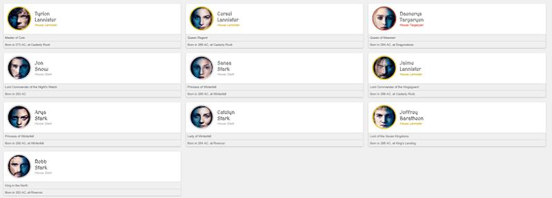 ChewingGrid, para implementar diseños de tarjetas ajustables en CSS