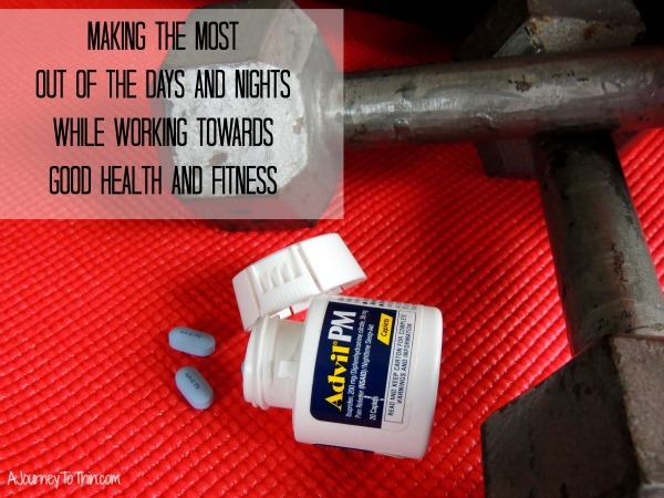 Making the Most out of the Days and Nights While Working Towards Good Health and Fitness #HealingNightsSleep