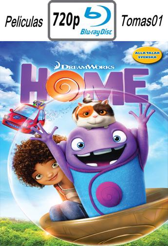 HOME: No Hay Lugar Como el Hogar (2015) [BRRip 720p/Dual Latino-ingles]