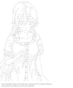 [AA]Nakiri Erina (Food Wars!: Shokugeki no Soma)